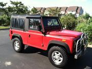 Land Rover Defender 90 3.9L 3950CC V8
