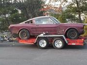 1966 FORD mustang Ford Mustang MUSTANG FASTBACK